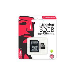 Cartão de Memória Kingston Classe 10 32GB Sim GO - 255792
