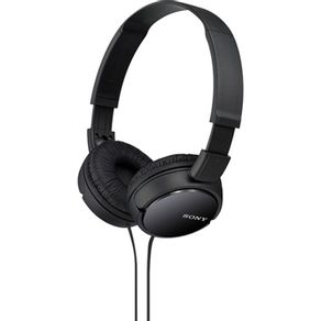 Headphone Sony MDR-ZX110 Preto GO - 12781