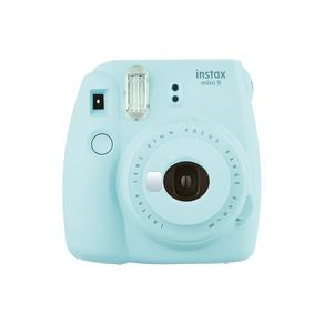 Câmera Instantânea Instax Mini 9 Azul Aqua GO - 227176