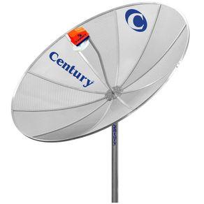 Antena Parabolica Century Md170 Monoponto Sem Receptor DF - 12688