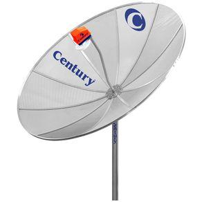Antena Century Parabolica Md150 Monoponto Sem Receptor GO - 12687