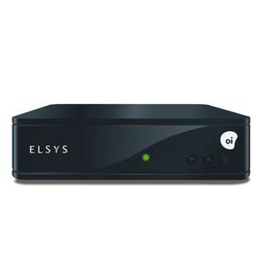 Receptor digital Elsys ERTS35 Oi TV Livre HD GO - 257007