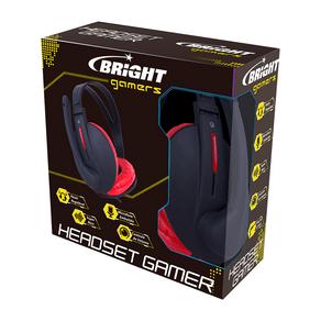 Headset Bright 0206 gamer GO - 581303