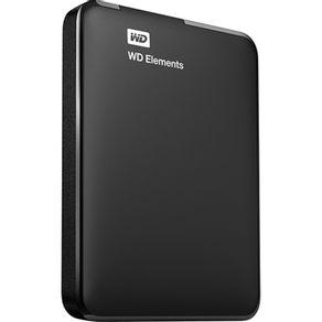 Hd Externo Western Digital 1TB Preto GO - 59512