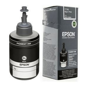 REFIL TINTA EPSON PRETO T774120-AL GO - 233005