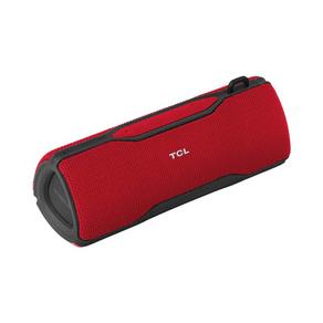 Caixa Bluetooth TCL BS16 IPX7, Vermelha, À prova d'água, Viva voz, Recarregável, Autonomia de até 15hs GO - 56919
