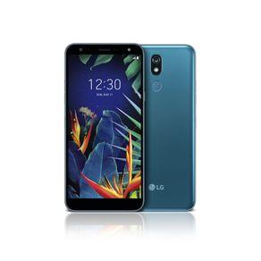 Smartphone Lg K12 PLUS VI, Android 8.1, Dual Chip, Processador Octa-Core 2.0 GHz, Câmera principal 16 MP e Frontal 8MP, Tela 5.7