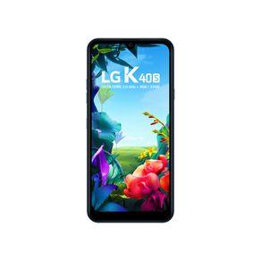 Smartphone LG K40S 3GB/32GB, Tela de 6,1