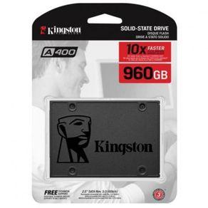 SSD Kingston 960GB SA400S37 GO - 59487