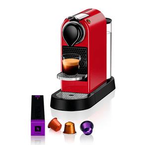 Cafeteira Nespresso Citiz C113 Vermelha, Desligamento Automático, Café Espresso e Lungo, Função Economia de Energia. | 220V GO - 196623