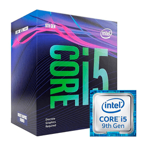 Processador INTEL Core I5-9400f Coffee Lake 2.90 GHZ 9mb - Bx80684i59400f GO - 59508