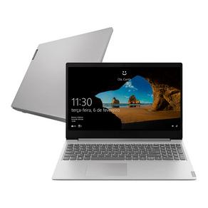 Notebook Lenovo Ultrafino ideapad S145 R5-3500U 4GB 1TB Windows 10 15.6