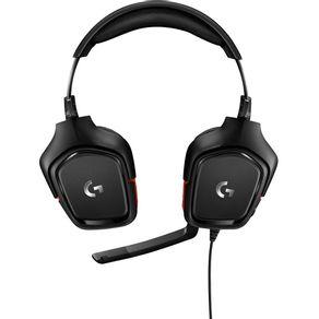 Headset Logitech G332 Gamer GO - 581530