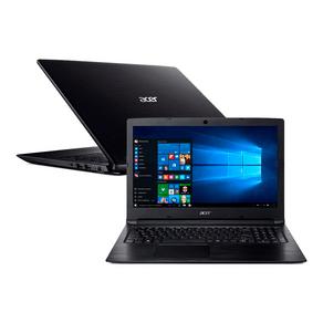 Notebook Acer Aspire 3 A315-53-P884 Intel Pentium Gold 4417U 8ª Geração Dual Core Memória RAM de 4GB HD de 500GB Tela de 15.6