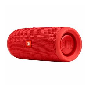 Caixa de Som Bluetooth JBL FLIP 5 | Vermelho GO - 56941