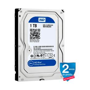 HD Western Digital 1TB 7200RPM WD10EZEX GO - 59529