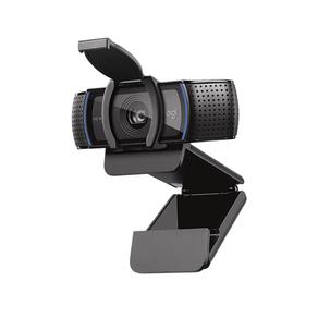 Webcam HD Logitech C920S Preto GO - 581520