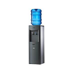Bebedouro Galão IBBL Coluna GFN2000 Inox, Água Natural e Gelada, Nanotecnologia que Inibe Proliferação de Microorganismos, Bandeija   220V DF - 196577