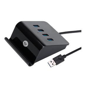 HUB de Mesa Brigth com 4 Portas USB 0550 GO - 581556