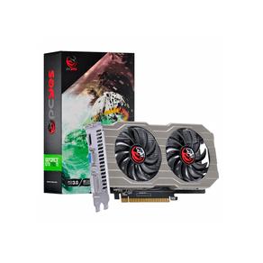 Placa de Vídeo Pcyes Nvidia GeForce GTX 750 TI 2GB GDDR5 128 Bits Dual GO - 59588