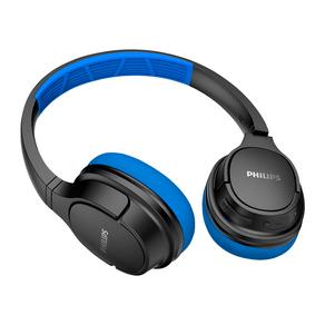 Fone de Ouvido Philips Wireless Azul - TASH402BL/00 DF - 278221