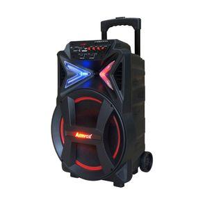 Caixa Amplificada Amvox ACA 400 Strondo Bluetooth, 400W de Potência, USB DF - 56984