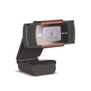 Webcam C3Tech HD 720P WB-70 Preto DF - 581846