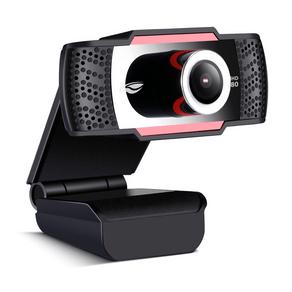 Webcam C3Tech FullHD 1080P WB-100BK Preto DF - 581847