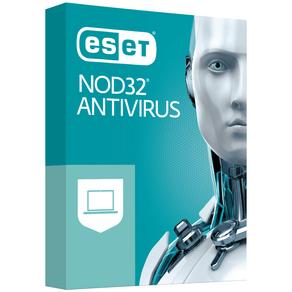 Antivirus ESET NOD32 Licença para 1 PC GO - 690378