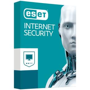Antivirus ESET Internet Security Licença para 1 PC GO - 690380