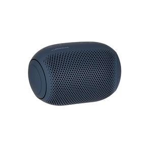Caixa de Som Portátil LG Xboom Go PL2 Meridian, Bluetooth, 10 Horas Bateria, IPX5, Comando de Voz, 5W | Azul DF - 56995
