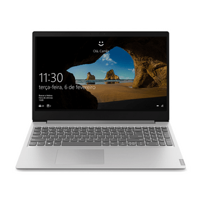 Notebook Lenovo Ultrafino ideapad S145 Ryzen 7, Ram 8GB, 256GB SSD, Sistema Windows 10 Home, Tela 15.6