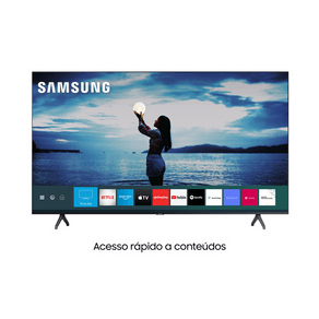 Samsung Smart TV Crystal UHD 43