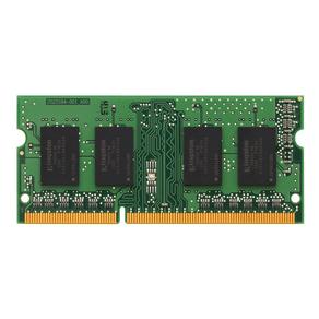 Memória Kingston de 4GB SODIMM DDR3 1333Mhz 1,5V 1Rx8 para notebook - KVR13S9S8/4 GO - 59572