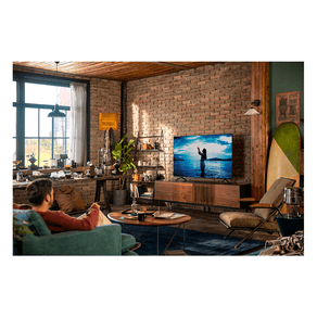 Samsung Smart TV Crystal UHD 55 TU7020 4K, Design sem Limites, Controle Remoto Único, Visual Livre de Cabos, Bluetooth, Bivolt Cinza Escuro DF - 66798