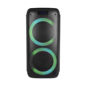 Caixa de Som Pulse SP359, Potência de 1000W, Luzes de LED Bivolt   Preto DF - 56999