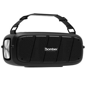 Caixa de Som Bomber Bomberbox I, Potência 55W RMS, Com Bluetooth   Preto DF - 286042