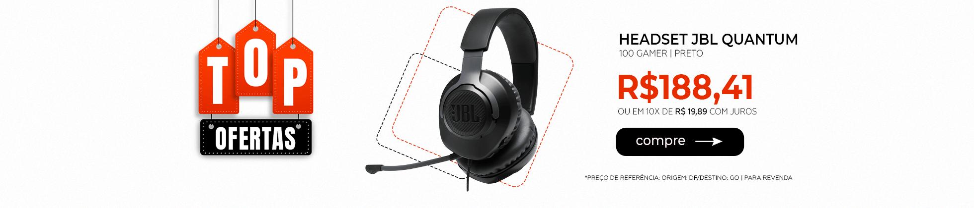 Headset JBL Quantum
