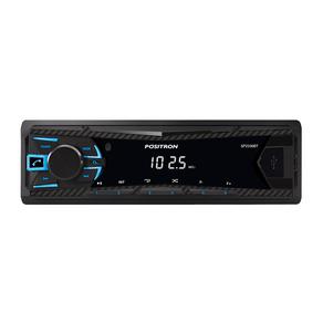 Auto Rádio Positron SP2230BT, USB, Bluetooth, Viva Voz, Relógio Digital. DF - 44599